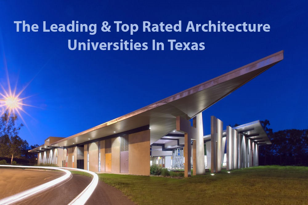 Top 10 architecture universities in texas for Architecture colleges