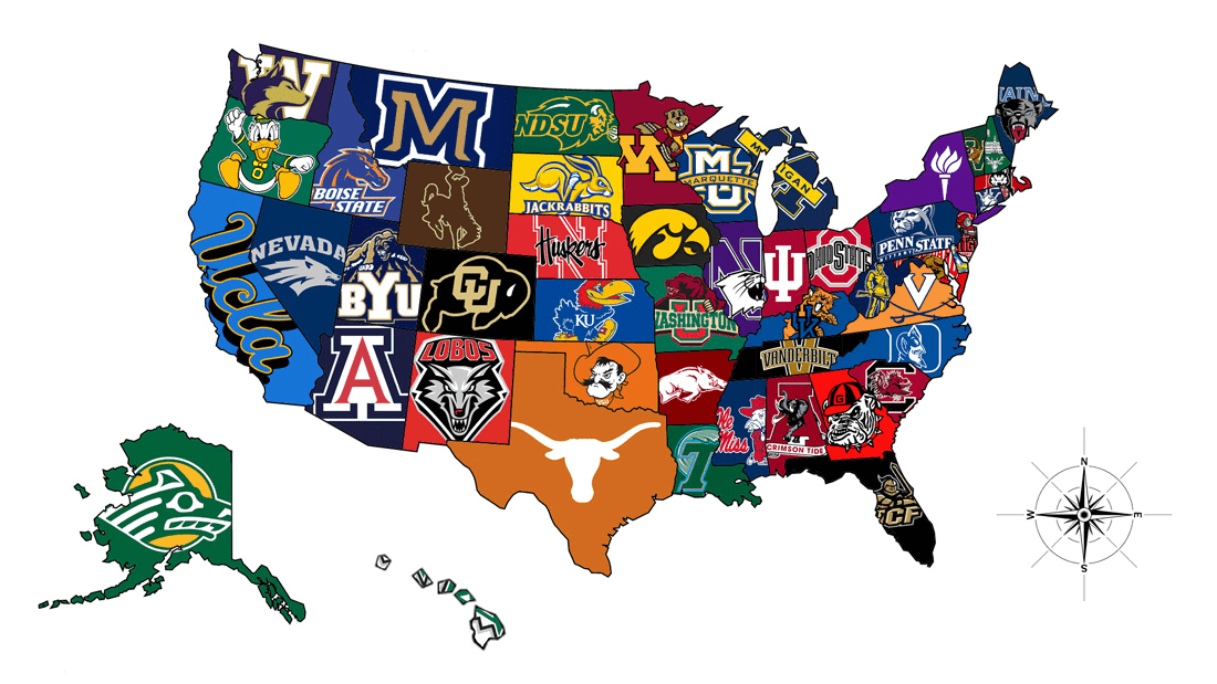 Athletic Training top 10 colleges for business majors