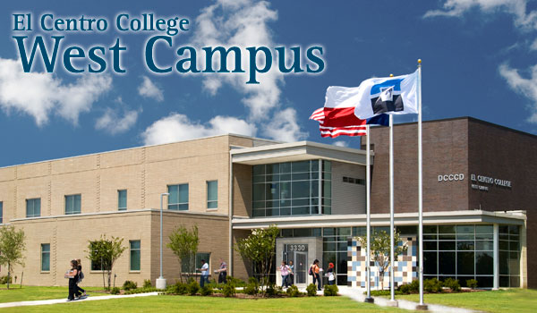 El Centro College official West campus