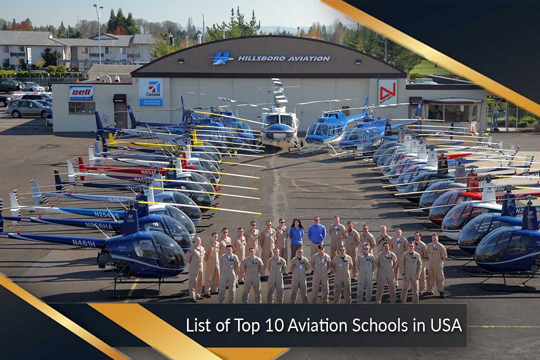 Aviation Colleges in Canada on Best Aviation Schools