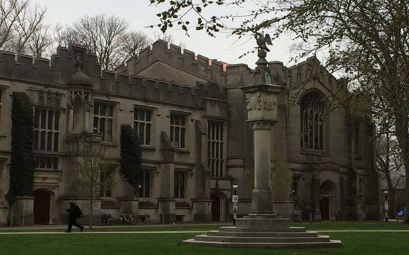 Top 10 Most Beautiful College Campuses In America Best