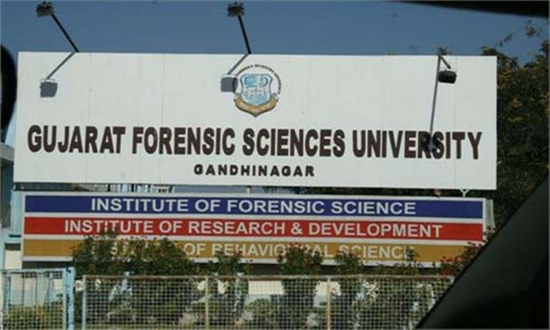 Forensic Science college subjects mecc