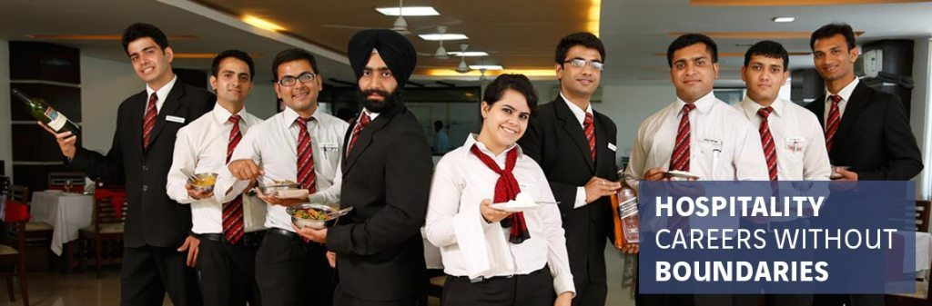 Hotel and Hospitality Management career major list