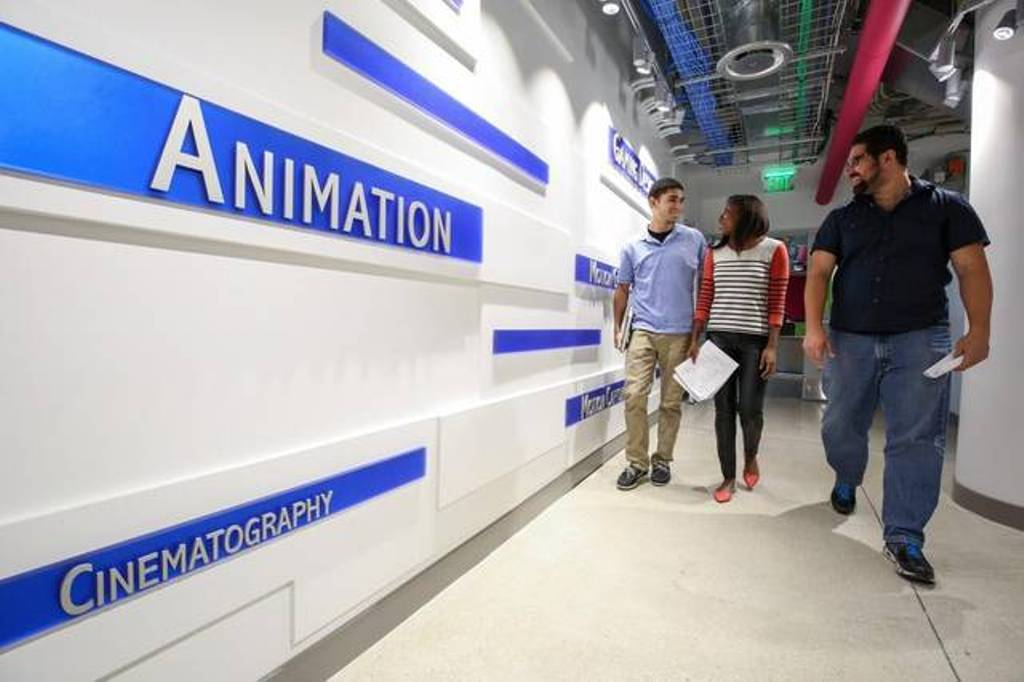 Animation most sought after college degrees