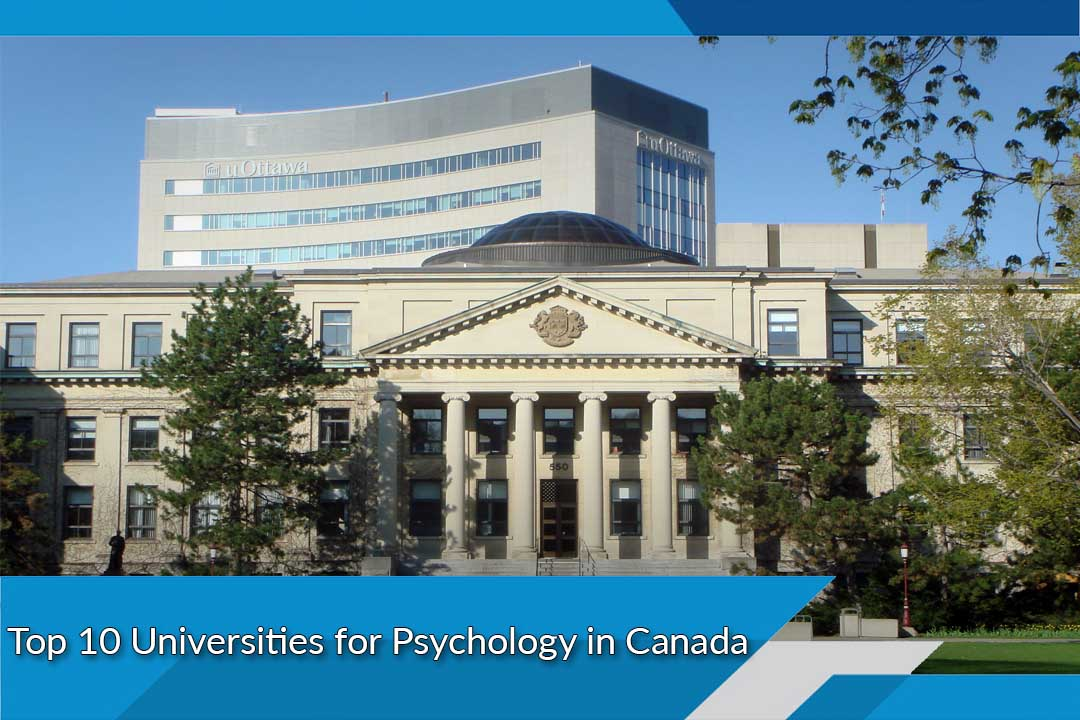 Top 10 Universities for Psychology in Canada