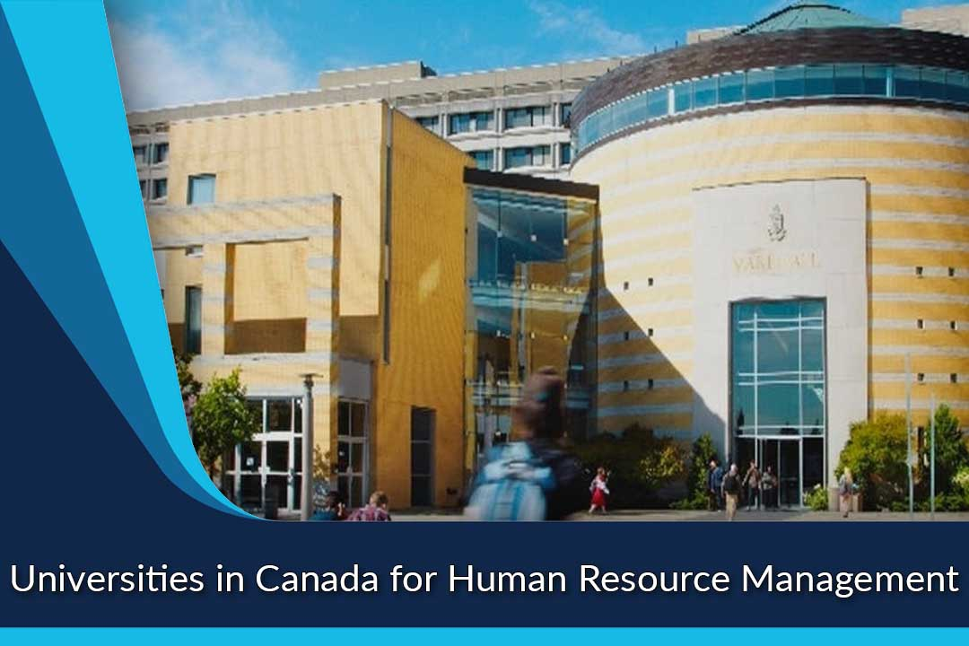 Top 5 Universities in Canada for Human Resource Management
