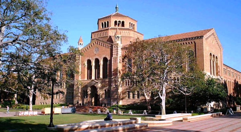 top califorian universities
