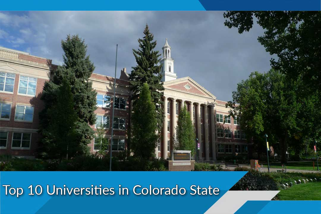 Top 10 Universities in Colorado State