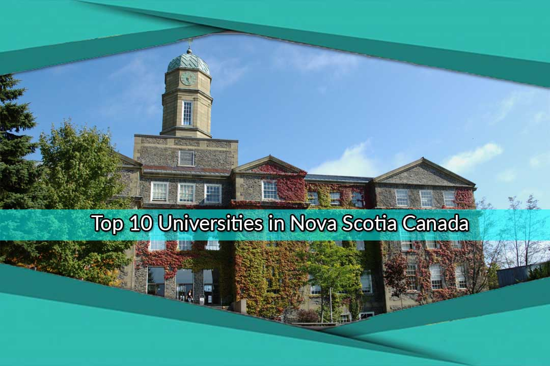 Top 10 Universities in Nova Scotia Canada