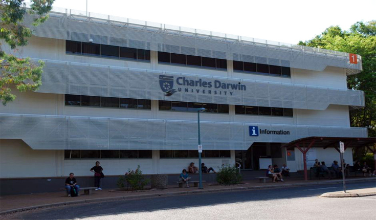 top universities in northern territory