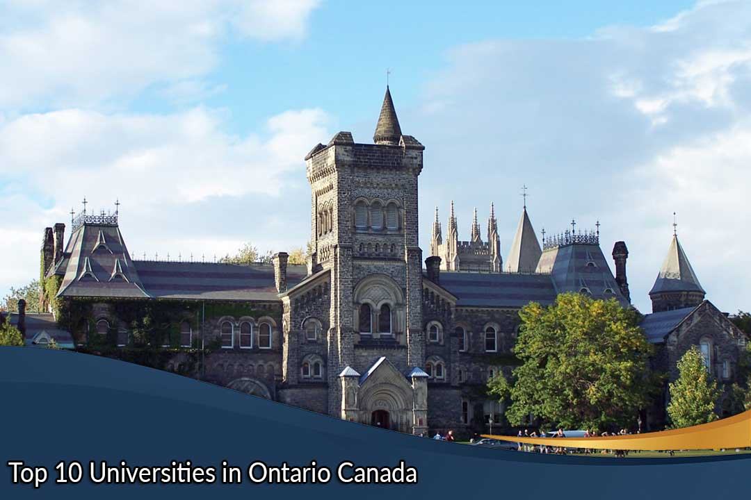 Top 10 Universities in Ontario Canada