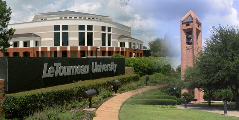 LeTourneau University campus building