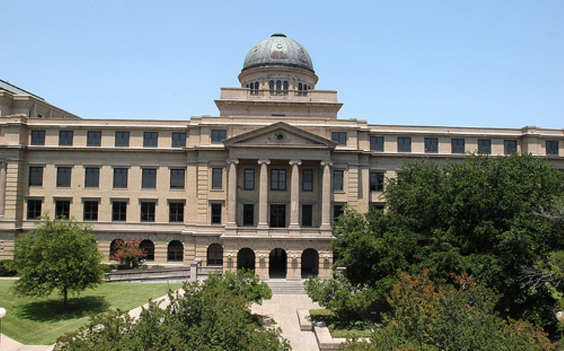 texas a&m university building
