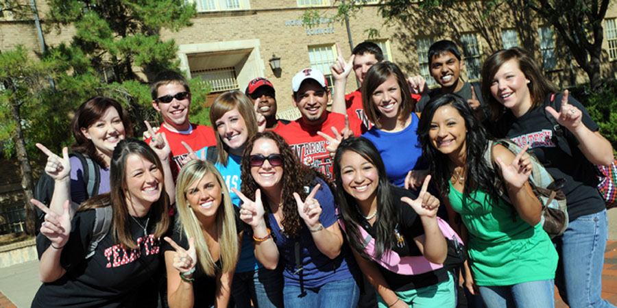 texas tech university students
