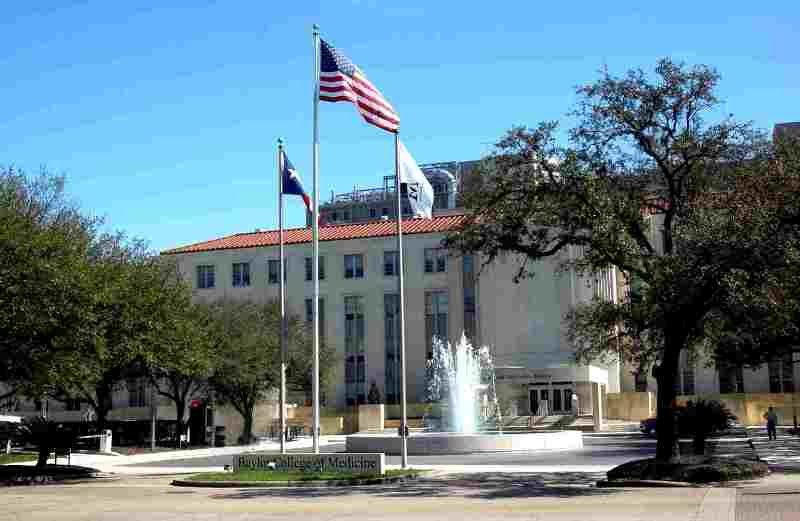 Baylor College of Medicine campus building