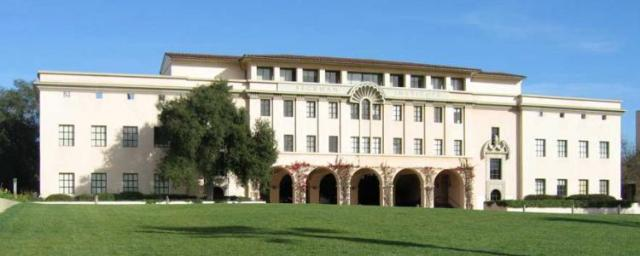 California institute of Technology admission branch
