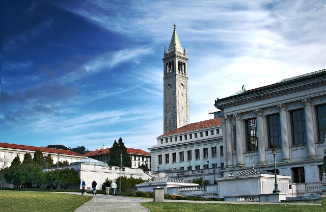 University of California - Berkeley campus building