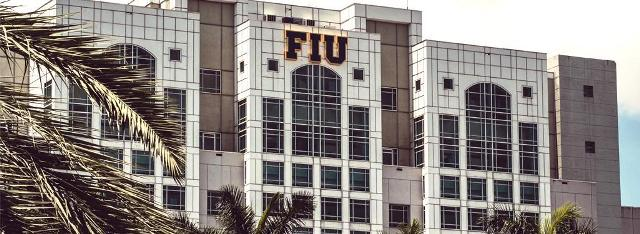 Florida International University campus building