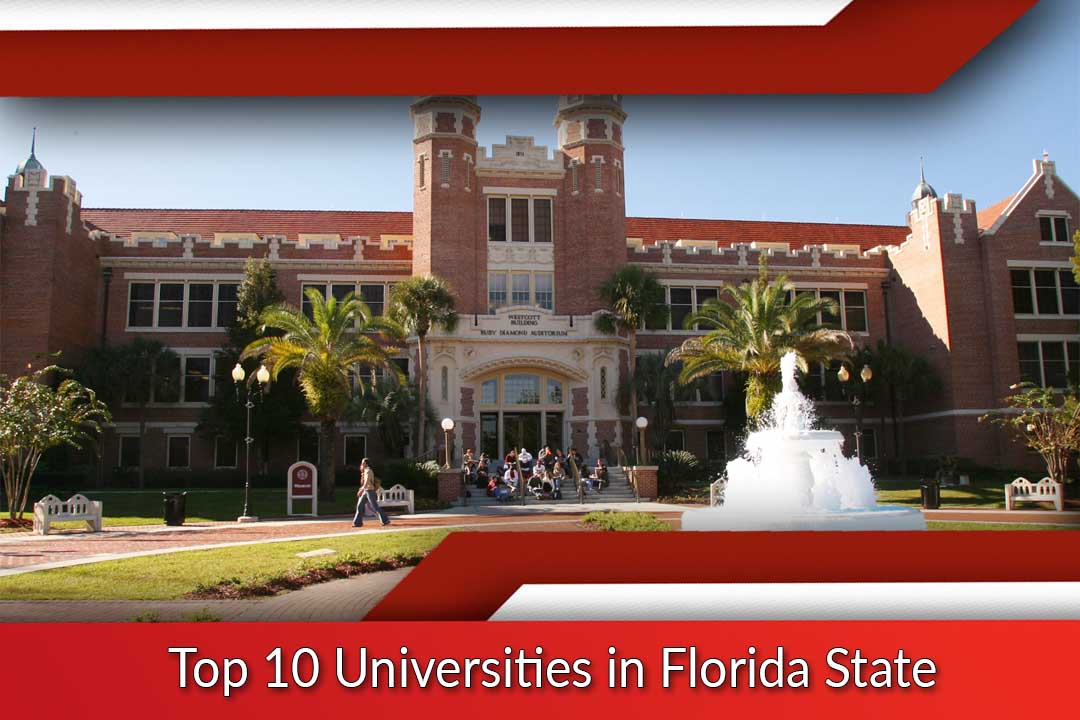 Top 10 Universities in Florida State