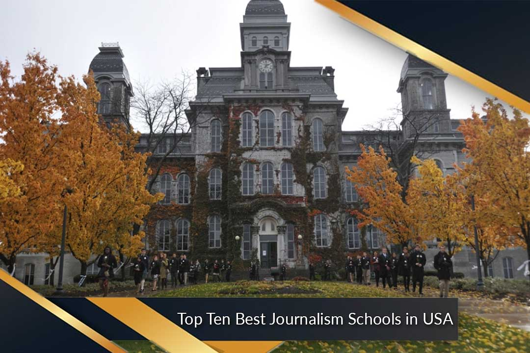 Top Ten Best Journalism Schools in USA