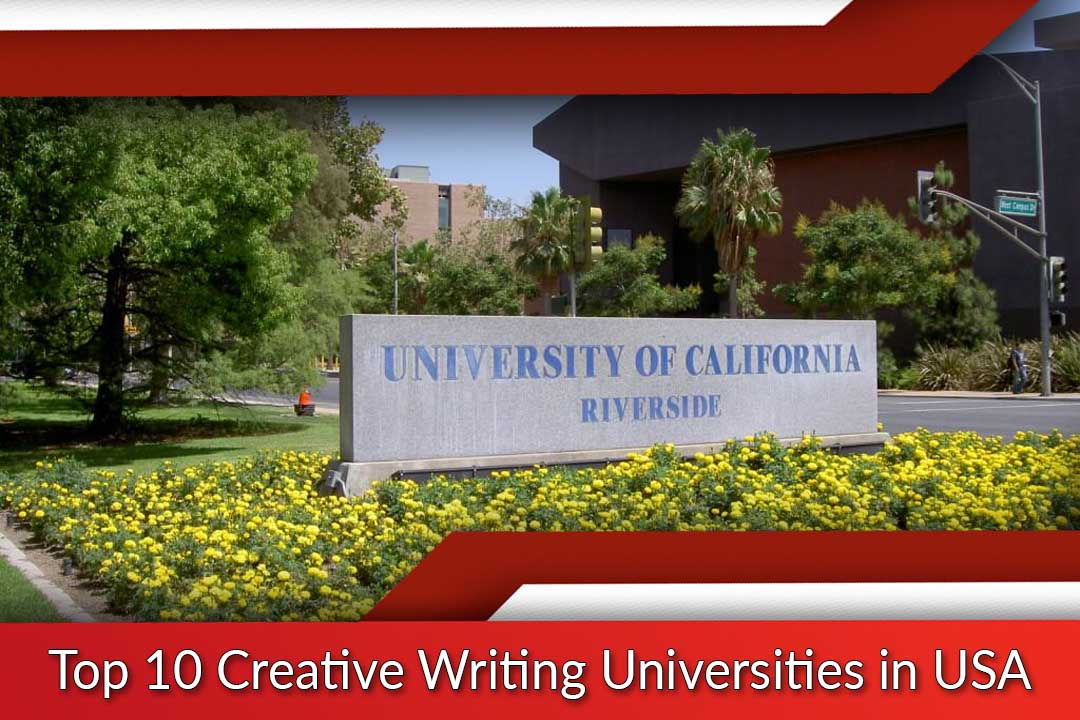 Top 10 Creative Writing Universities in USA
