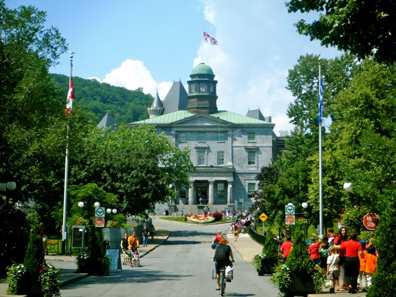 McGill University campus building