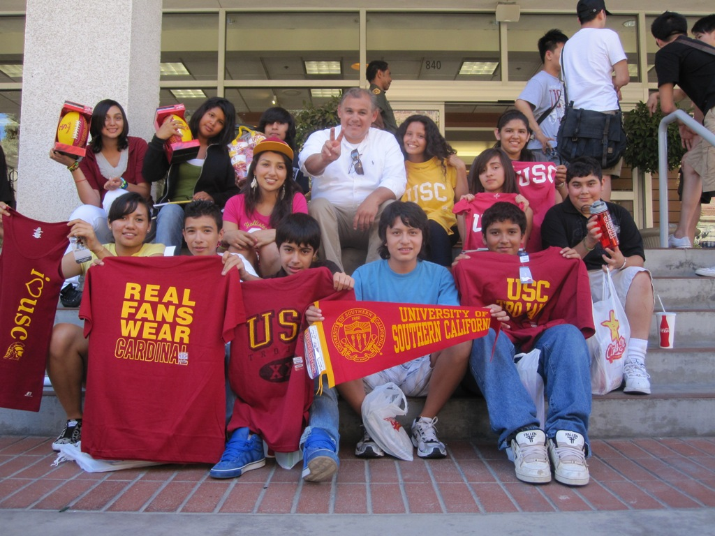 University Of Southern California all about
