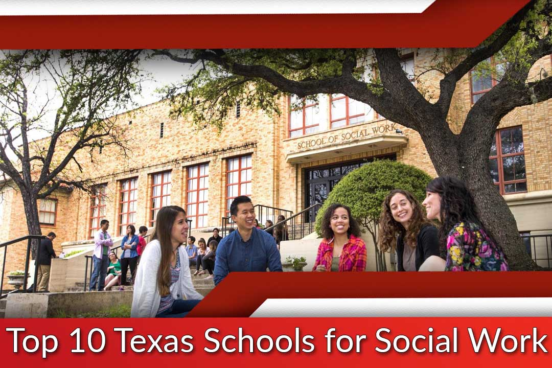 Top 10 Texas Schools for Social Work