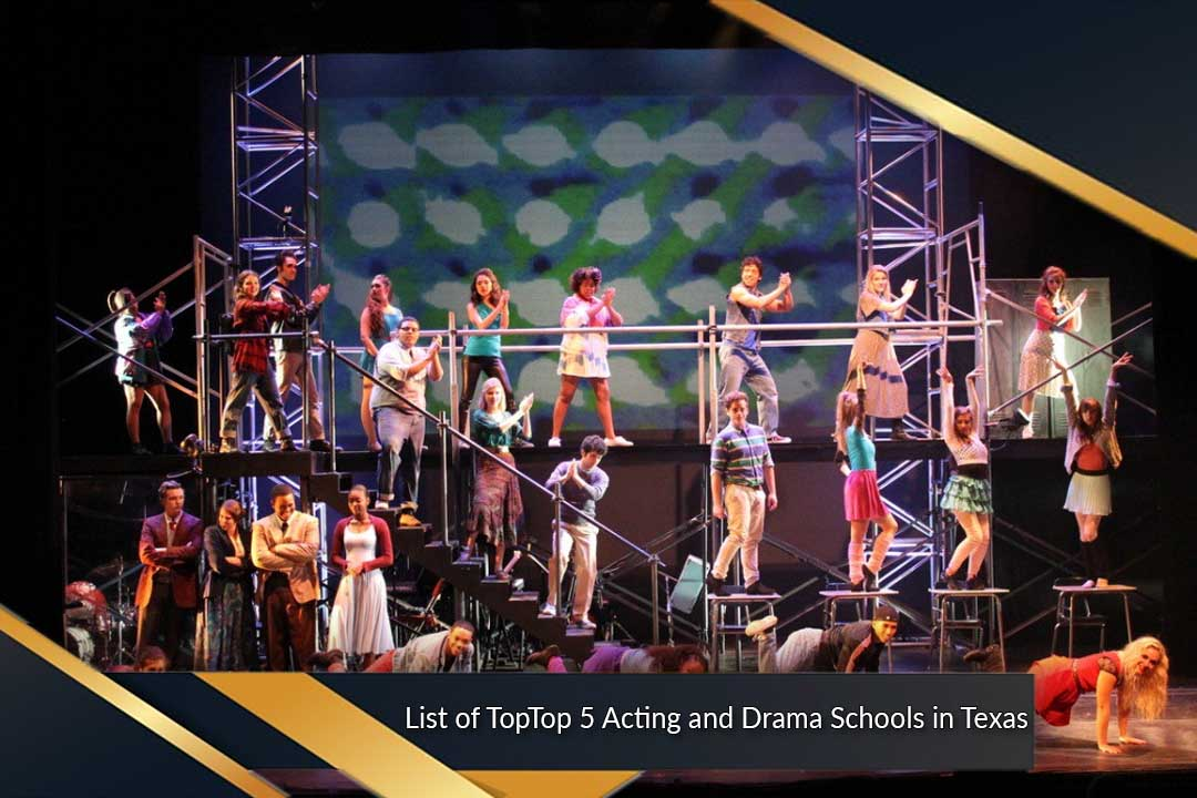 Top 5 Acting and Drama Schools in Texas
