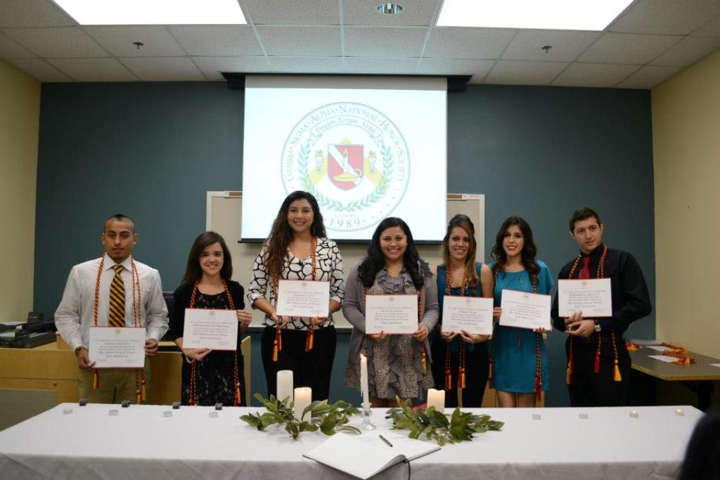 University of Texas Pan American students pic