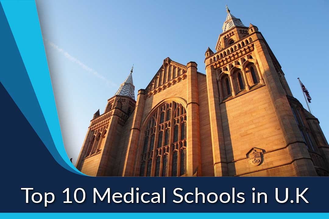 Top 10 Medical Schools in U.K