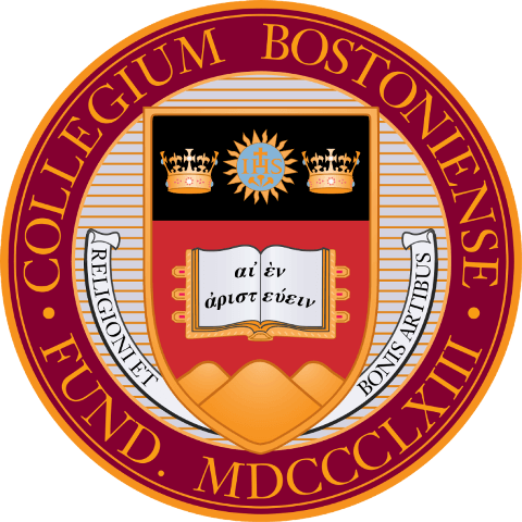 Boston College Official Logo