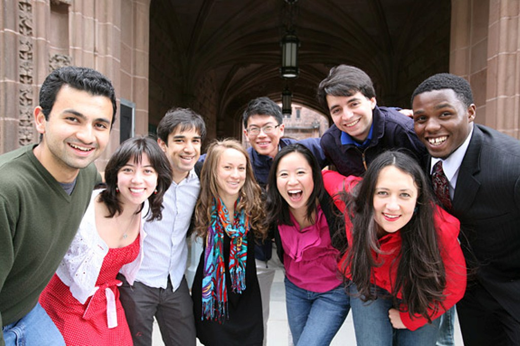 Princeton University students and programs offered by the university