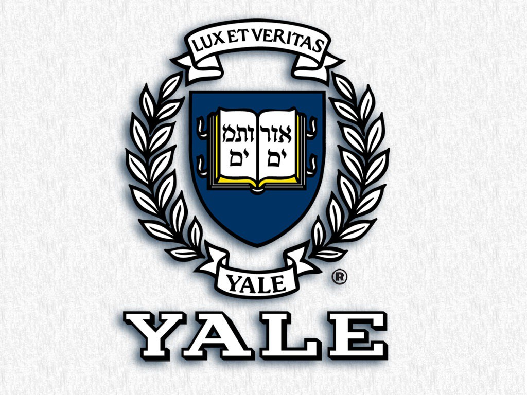 Yale university official logo