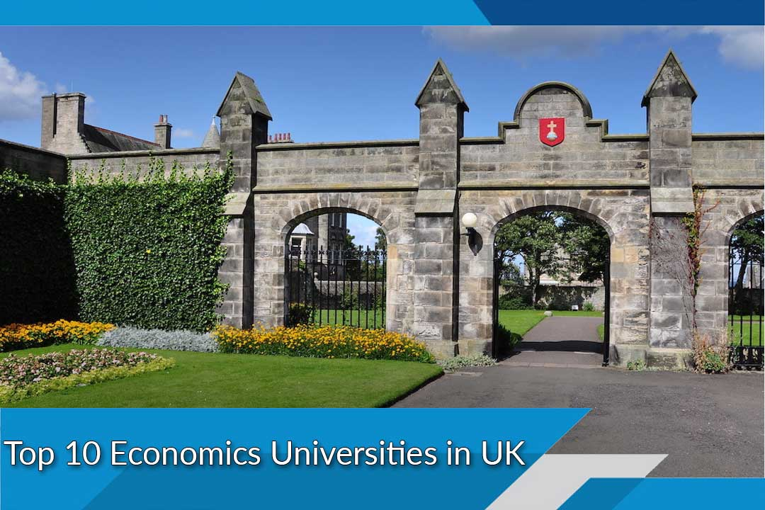 Top 10 Economics Universities in UK
