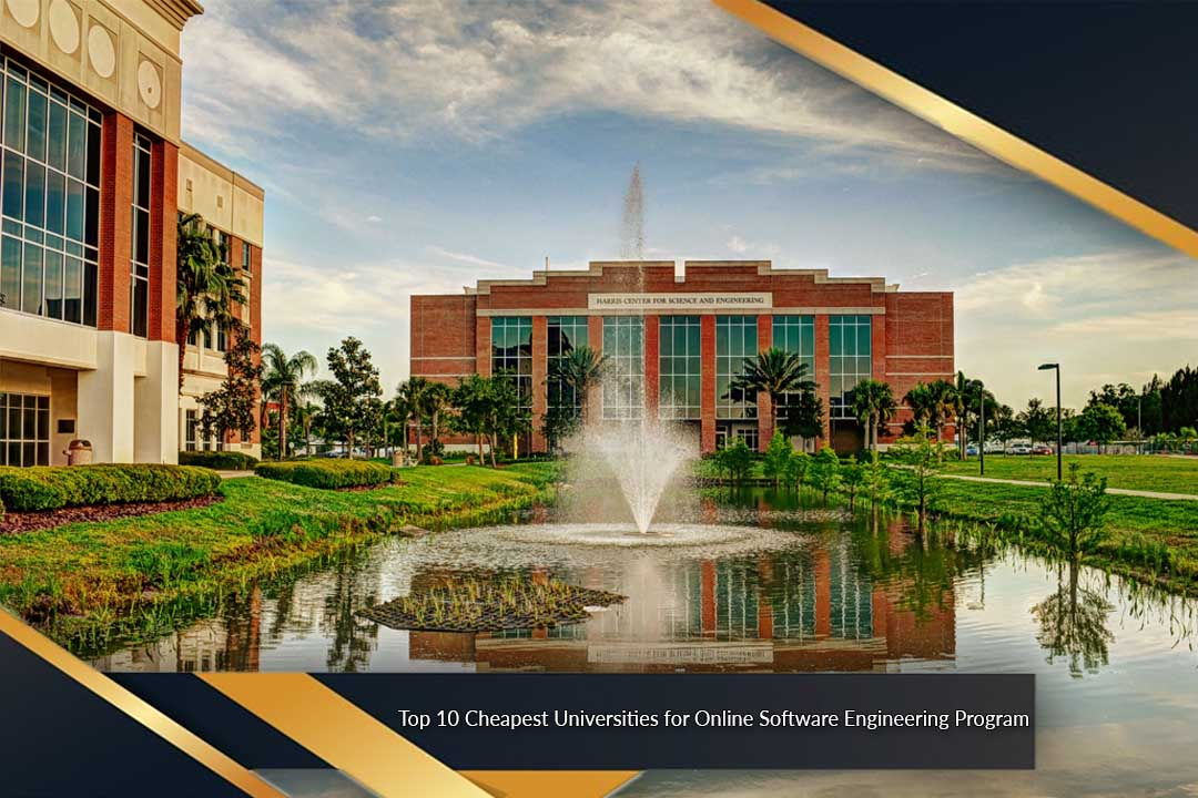 Top 10 Cheapest Universities for Online Software Engineering Program