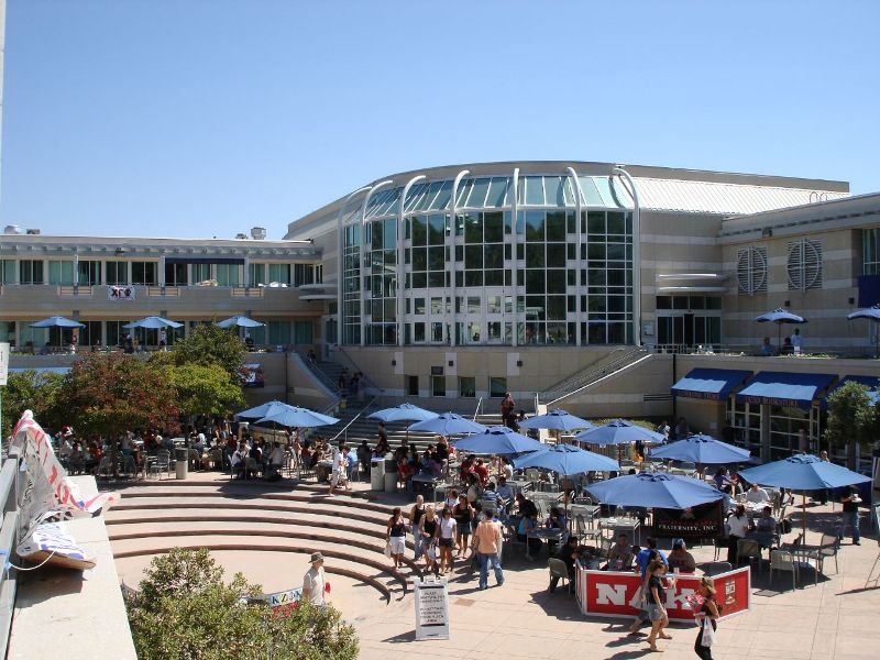 University of California—​San Diego