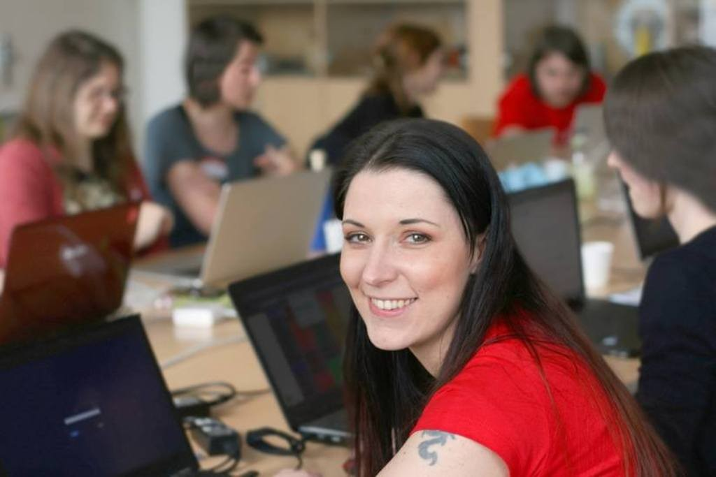 best Female Computer Engineers in the world