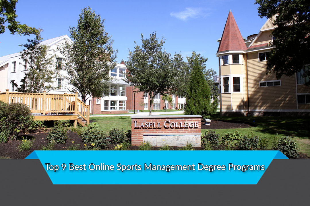 Top 9 Best Online Sports Management Degree Programs