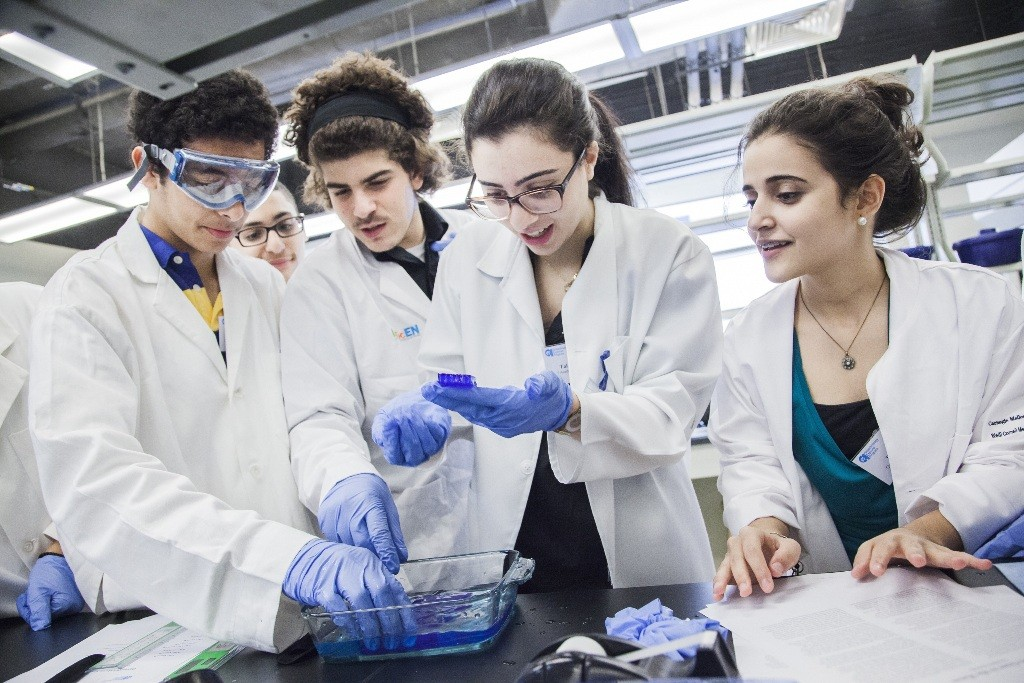 top 10 biology colleges in the world 2016