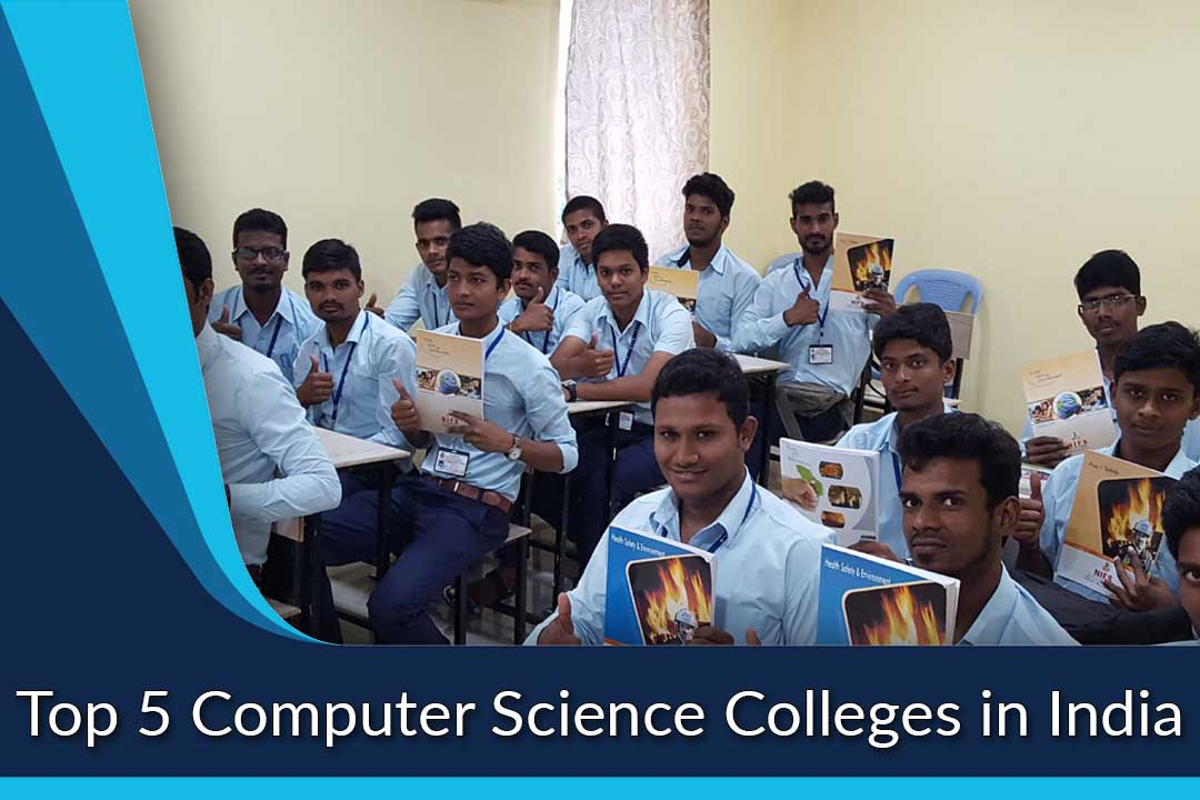 Top 5 Computer Science Colleges in India