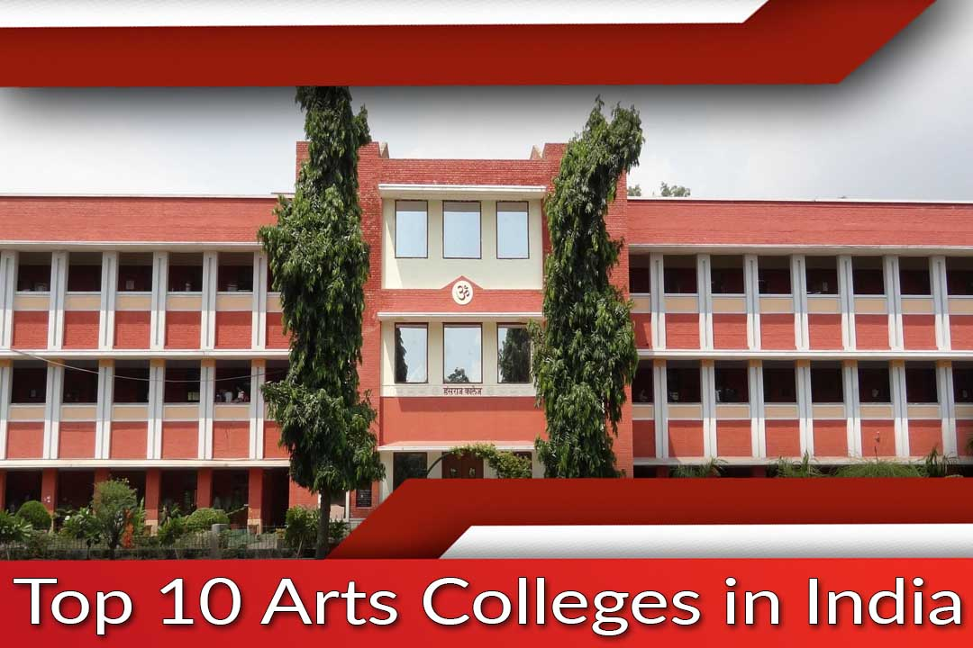 Top 10 Arts Colleges in India