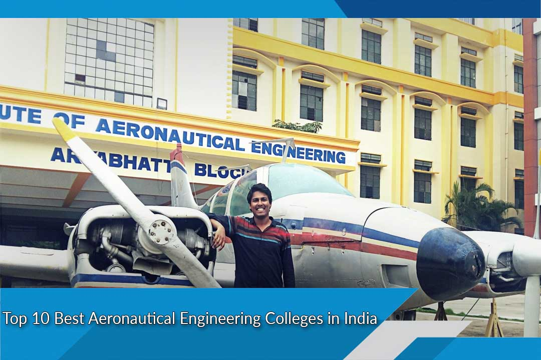 Top 10 Best Aeronautical Engineering Colleges in India