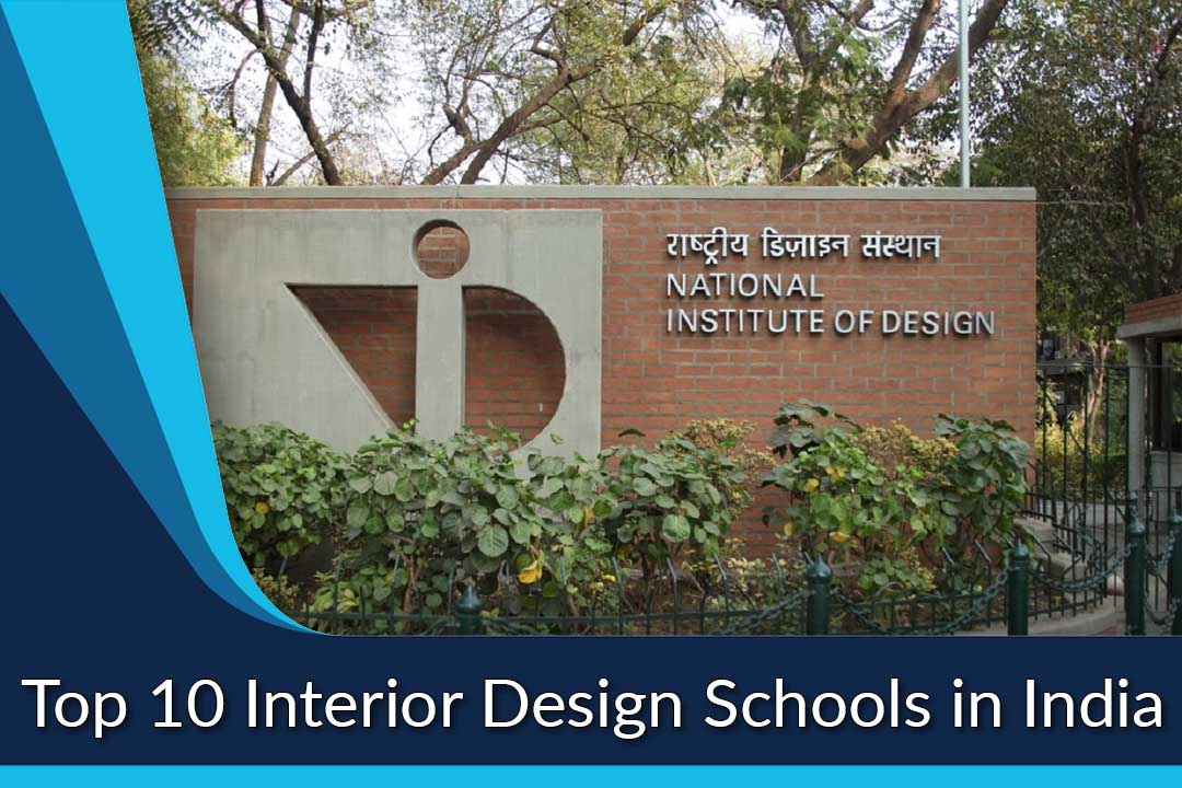 Nice Top 10 Interior Design Schools In India