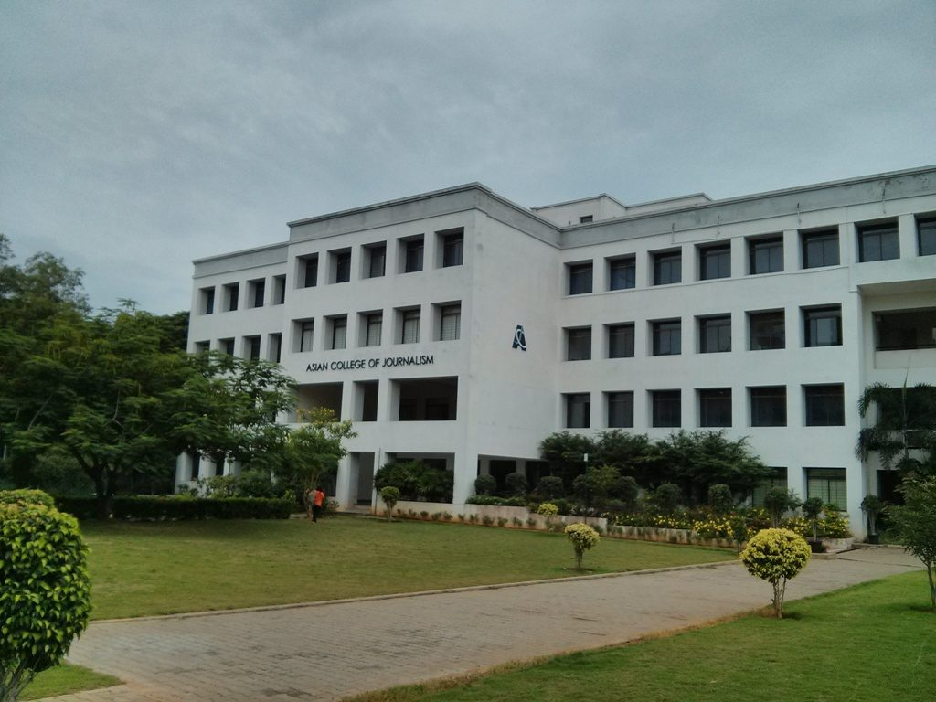 Asian College of Journalism, Chennai