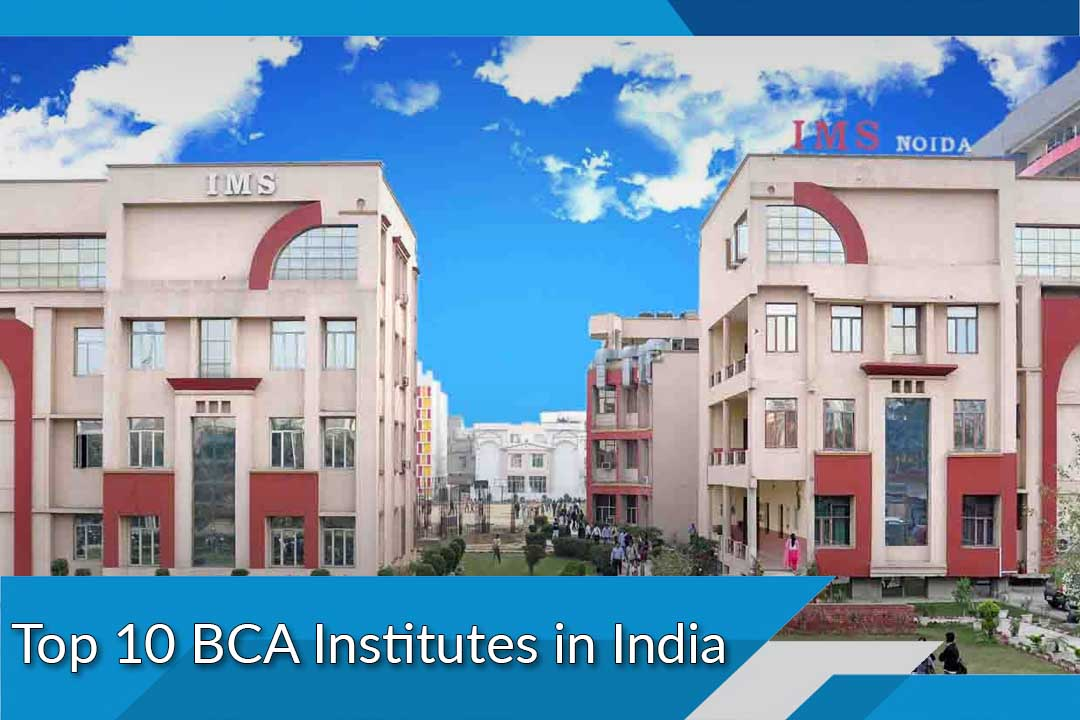 Top 10 BCA Institutes in India
