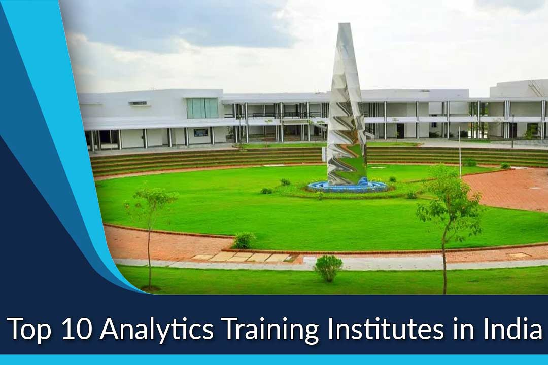 Top 10 Analytics Training Institutes in India