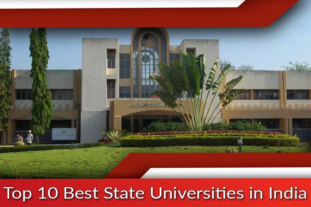 Top 10 Best State Universities in India