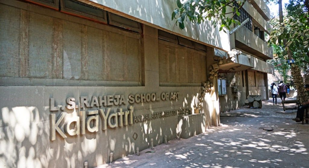 L S Raheja School of Art