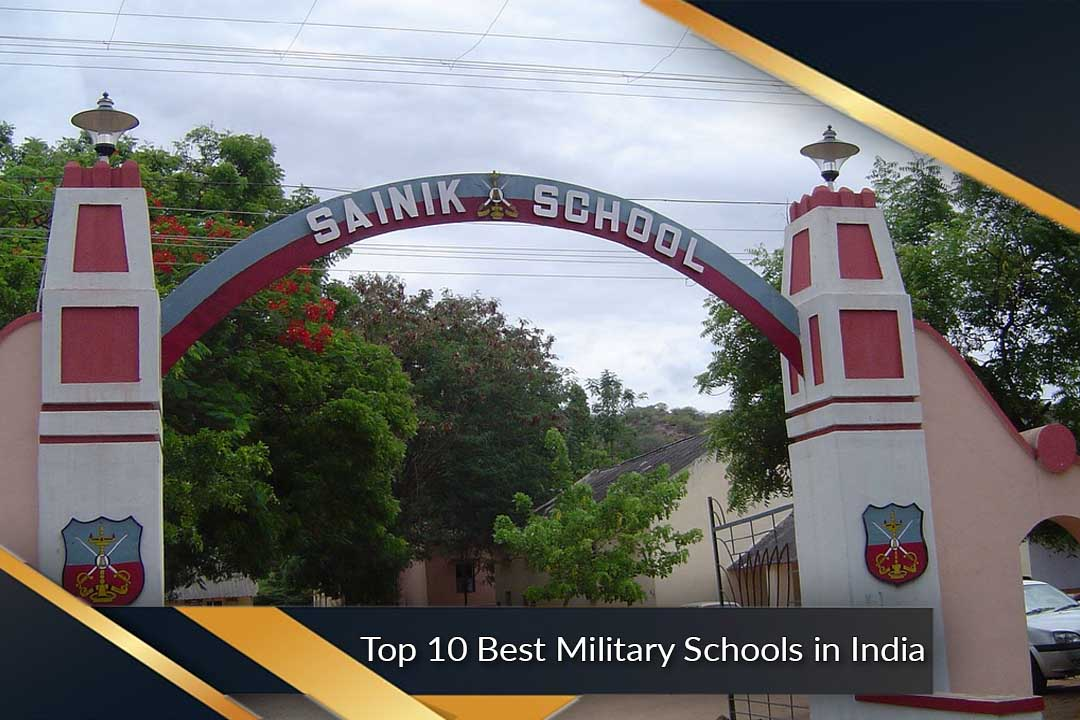 Top 10 Best Military Schools in India